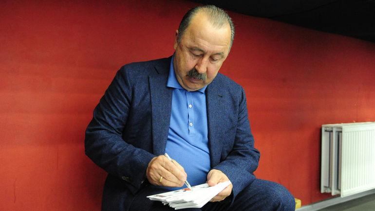 """Валерий ГАЗЗАЕВ. Фото Никита УСПЕНСКИЙ, """"СЭ"""""""
