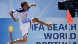 Россия обыграла Бразилию и вышла в полуфинал ЧМ-2015