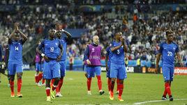 Сегодня. Сен-Дени. Франция – Румыния – 2:1. Хозяева стартовали с непростой победы.