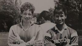 Молодому вратарю СЛУЦКОМУ была не суждена длительная игровая карьера.