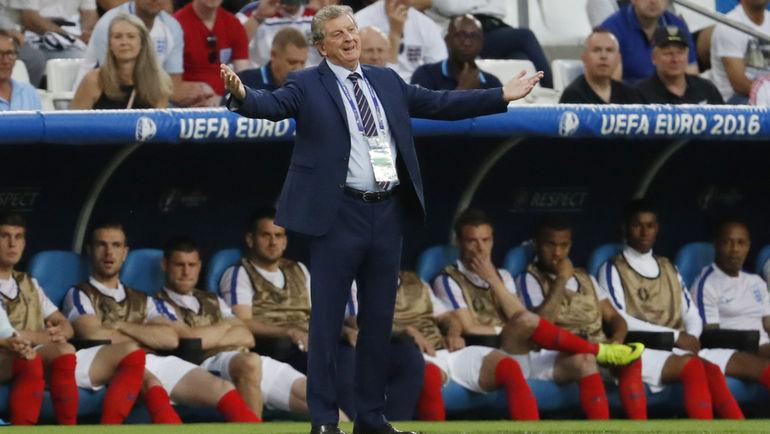 Суббота. Марсель. Англия - Россия - 1:1. Рой ХОДЖСОН. Фото Reuters
