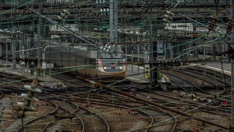 Скоростные поезда, помимо быстроты перемещения, дарят встречи с пьяными фанатами. Фото AFP