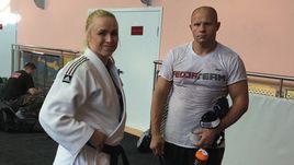 Татьяна ЩЕТИНИНА и Федор ЕМЕЛЬЯНЕНКО.