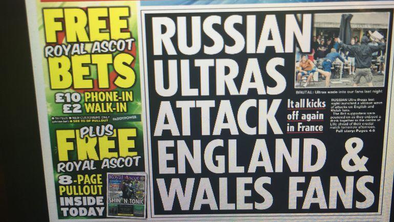 """Самая справедливая в мире британская пресса. Фото Дмитрий СИМОНОВ, """"СЭ"""""""