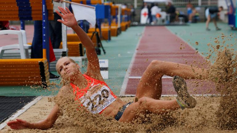 Мемориал Знаменских и чемпионат России могут оказаться для прыгуньи Дарьи КЛИШИНОЙ самыми крупными соревнованиями в нынешнем сезоне. Фото Reuters