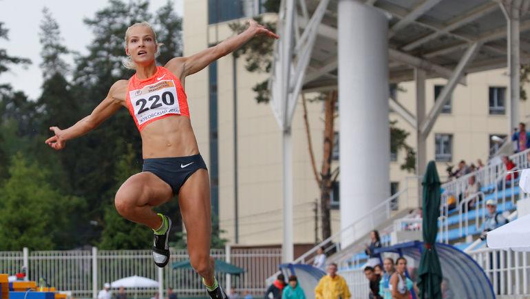 Полетит ли Дарья КЛИШИНА на Олимпиаду? Фото Reuters