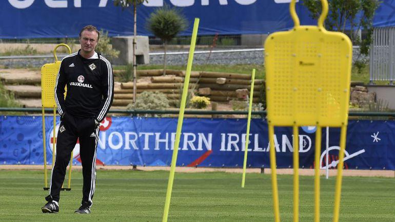 Майкл О'НИЛЛ. Фото AFP