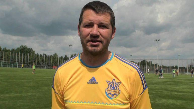 Олег САЛЕНКО. Фото Youtube