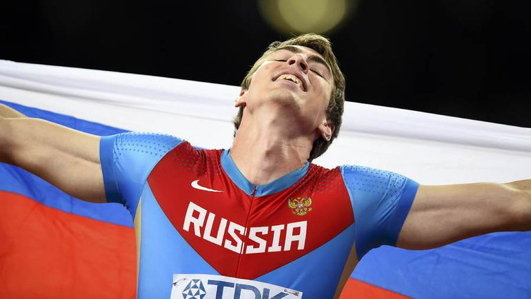 Решение ИААФ оставило чемпиона мира-2015 Сергея ШУБЕНКОВА и других российских легкоатлетов без Олимпиады-2016 в Рио. Фото Reuters