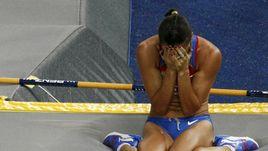 Елена ИСИНБАЕВА, как и другие российские легкоатлеты, не сможет выступить на Олимпиаде-2016 в Рио.