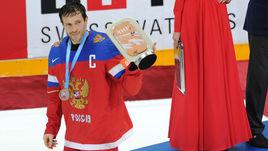 Капитан сборной России на чемпионате мира-2016 Павел ДАЦЮК в ближайшее время станет игроком СКА.