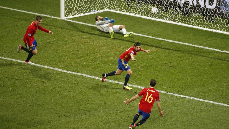 Испания наряду с Германией - один из потенциальных соперников России, если та станет третьей. Фото Reuters