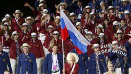 Сборная России в олимпийском Лондоне-2012. И Мария ШАРАПОВА, и другие атлеты могут вернуться в спорт и попытаться попасть в Рио-2016 только через суд?