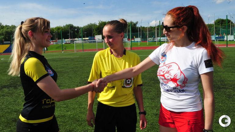 Весенне-летний Кубок Москвы по футболу среди женских любительских команд.