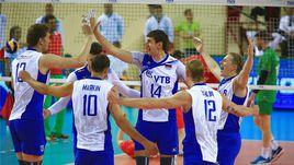 Воскресенье. Калининград. Россия - Болгария - 3:1. Россияне уверенно переиграли Болгарию.