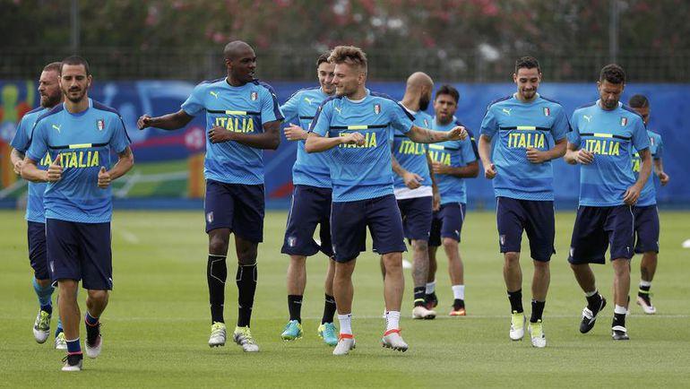 Для Италии последний тур - формальность с точки зрения турнирной борьбы. Фото Reuters