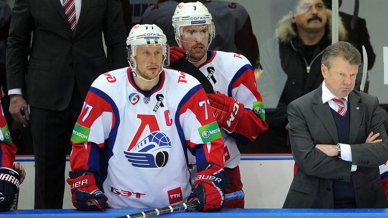 """Илья ГОРОХОВ (слева). Фото Никита УСПЕНСКИЙ, """"СЭ"""""""
