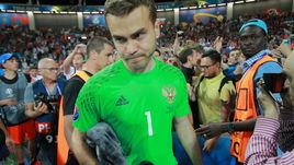 Увы, для многих Россия на Euro-2016 запомнится драками болельщиков, а не отличной игрой Игоря АКИНФЕЕВА.