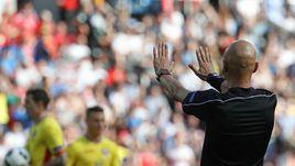 Сергей КАРАСЕВ на Euro-2016 отсудил два матча.