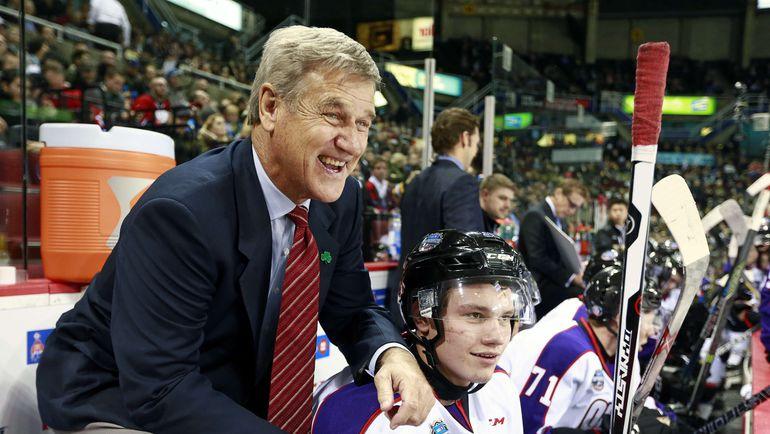 Бобби ОРР и Михаил СЕРГАЧЕВ. Фото Reuters