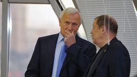 Вячеслав КОЛОСКОВ и Михаил ГЕРШКОВИЧ.