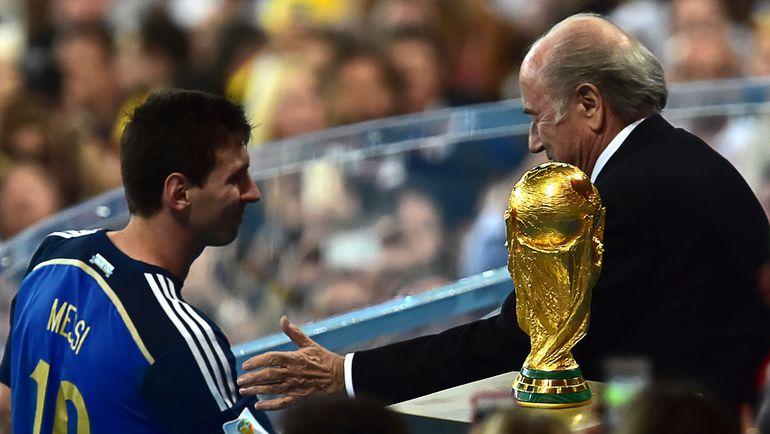Неужели Лионель МЕССИ не станет чемпионом мира?! Фото REUTERS