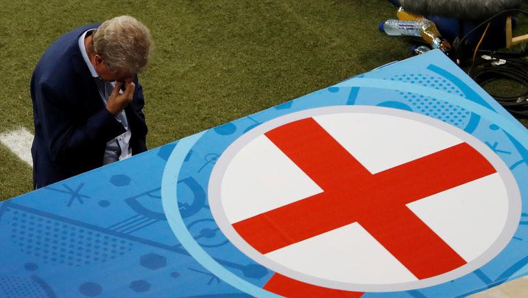 Понедельник. Ницца. Англия - Исландия - 1:2. Исландцы вынудили Роя ХОДЖСОНА покинуть сборную с позором. Фото Reuters