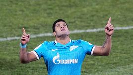 """""""Зенит"""" продал ХАЛКА за рекордную для России сумму - 56 миллионов евро."""
