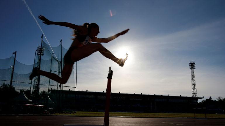 21 июня. Чебоксары. Чемпионат России по легкой атлетике. Фото Reuters