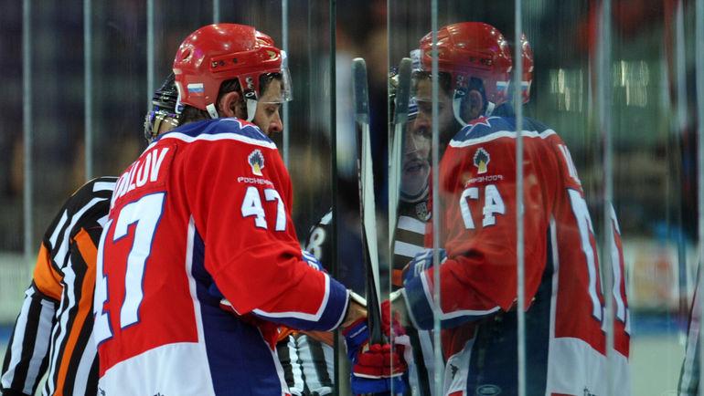 """Александр РАДУЛОВ: КХЛ или НХЛ? Фото Алексей ИВАНОВ, """"СЭ"""""""
