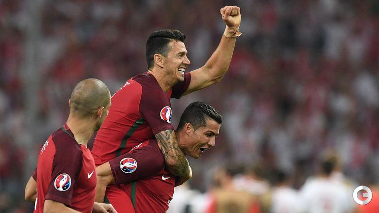 Вчера. Марсель. 1/4 финала. Польша – Португалия – 1:1 д. в. (1:1, 0:0, 0:0). Пенальти – 3:5.