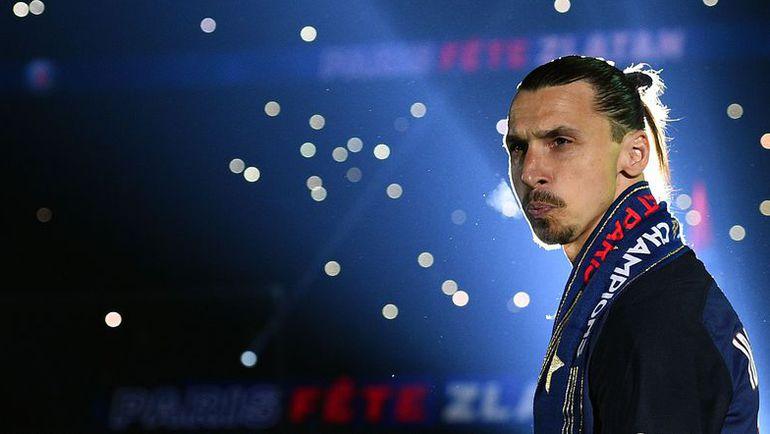 Златан ИБРАГИМОВИЧ едет в Манчестер. Фото AFP