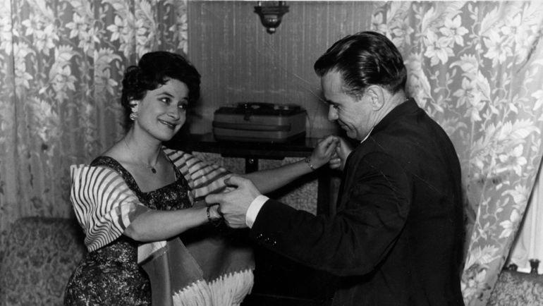 Валерия и Константин БЕСКОВЫ. Фото из архива семьи Бесковых
