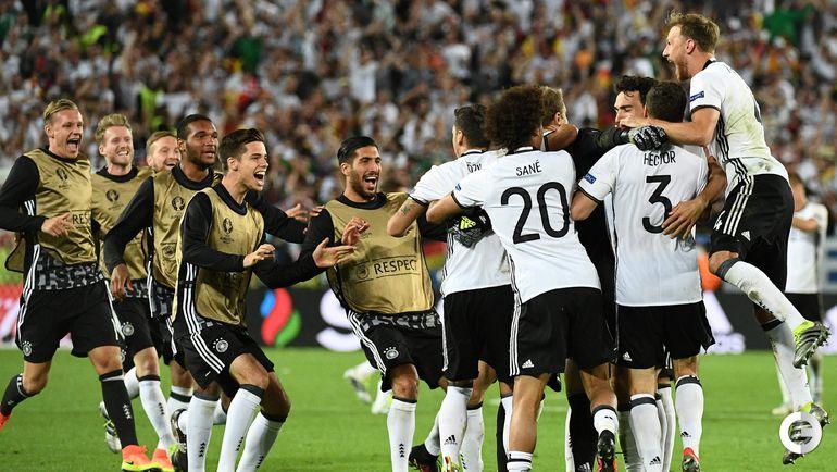 Суббота. Бордо. Германия - Италия - 1:1, пен. - 6:5.