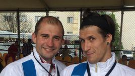 Лесун и Савкин – чемпионы Европы в эстафете