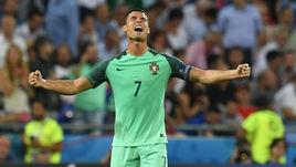 Среда. Лион. Португалия - Уэльс - 2:0. КРИШТИАНУ РОНАЛДУ и его команда вышли в финал Euro-2016.