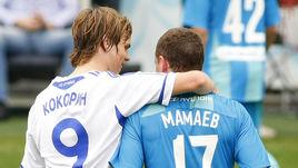 2011 год. Динамовец Александр КОКОРИН и армеец Павел МАМАЕВ.