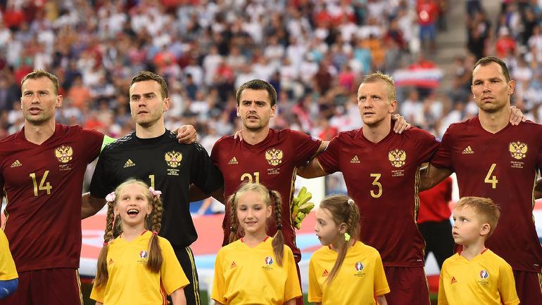 Сборная России: кто ты в этой команде? Фото Александр ФЕДОРОВ, «СЭ»