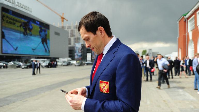 Павел ДАЦЮК. Фото Федор УСПЕНСКИЙ, «СЭ»