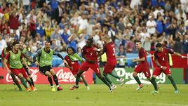 Португалия - чемпион Европы!