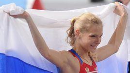Дарья КЛИШИНА выступит на Олимпиаде в Рио.