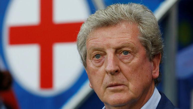 Родоначальники футбола под руководством Роя ХОДЖСОНА проиграли Исландии. Фото Reuters