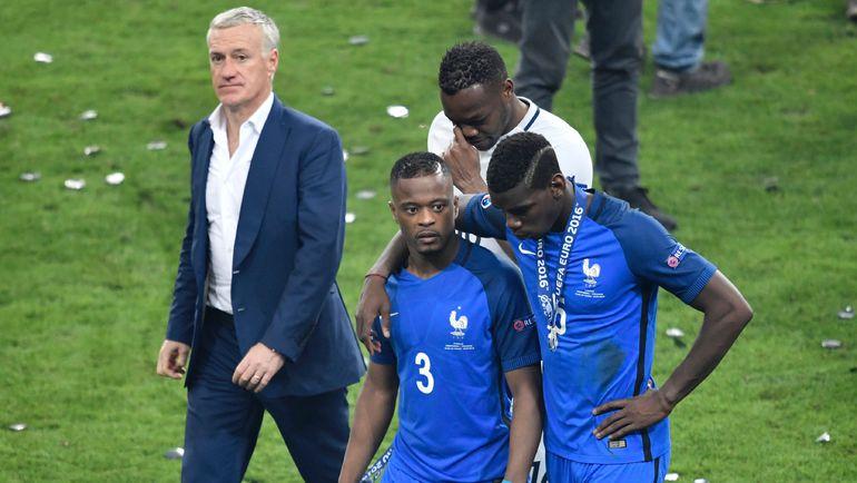 Вчера. Сен-Дени. Португалия - Франция - 1:0. Не всем по нраву пришелся новый формат турнира. Фото Reuters