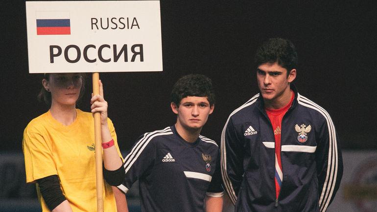 2014 год. Аяз ГУЛИЕВ и Рамиль ШЕЙДАЕВ на Мемориале Гранаткина. Фото Кристина КОРОВНИКОВА