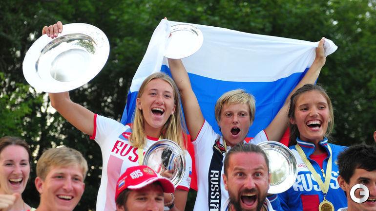 Сегодня. Командный Чемпионат Мира по пляжному теннису. Сборная России - Чемпион мира 2016.