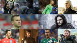 """Игра престолов"" на Euro-2016."