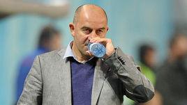 Станислав ЧЕРЧЕСОВ - основной кандидат на пост главного тренера сборной России.