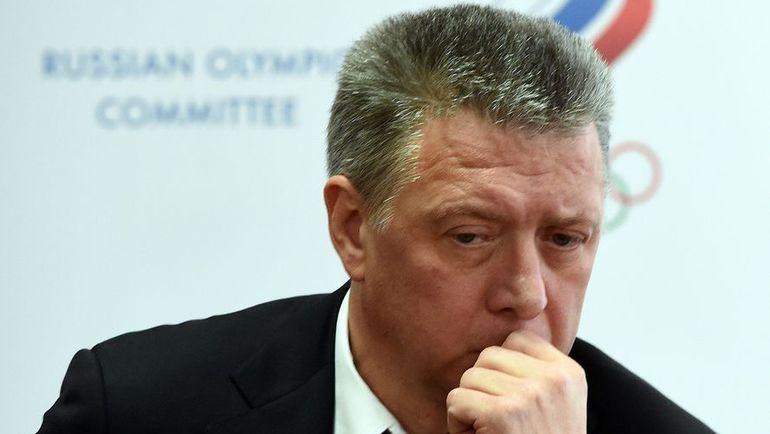 Дмитрий ШЛЯХТИН. Фото AFP