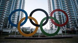 Олимпийская деревня в Рио.