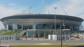 Понедельник. Санкт-Петербург. Стадион на Крестовском.